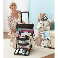 Craft Trolley #foxcollection #craft