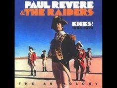 Paul Revere & The Raiders - Mo'reen