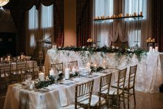 Kara and Michael put a glam fairy tale twist on timeless elegance, and it couldn't have been more lovely! Jessica Lee . Photography captures all of the wintery details. Bold Colors, Colours, Jessica Lee, Timeless Elegance, Kara, Old World, Romantic, Table Decorations, Elegant
