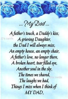 For Dads In loving memory/card/keepsake/Grave/dad/daddy/grandad ect fathers day birthday Miss My Daddy, Rip Daddy, Miss You Dad, Love You Dad, Tio Jesse, Grieving Daughter, Remembering Dad, Be My Hero, Grieving Quotes
