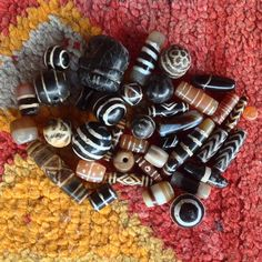Ancient beads from Burma and the Himalaya in our collection at , the Rare and Beautiful