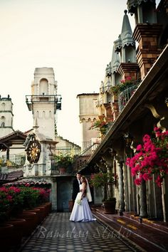 Mission Inn, Riverside CA (swanky reception)