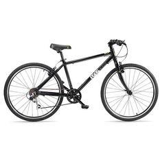 Ex-Hire 2015 Frog 73 26 Inch Wheel Kids Bike Black