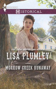 Lisa Plumley - Morrow Creek Runaway / #awordfromJoJo #HistoricalRomance #LisaPlumley