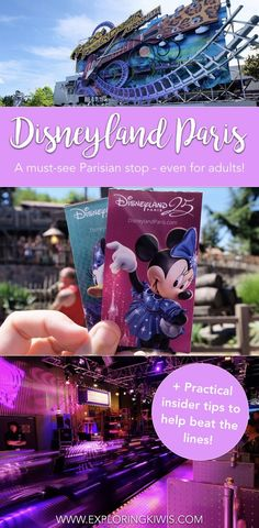 Disneyland Paris should be top of your bucket list itinerary whilst on vacation in France. This theme park has amazing rides, great restaurants, incredible theming and the general magic you'd expect from Disney. Find out how to maximise your time at the