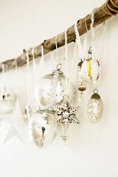 Home Sweet Brocante - Inspiration Xmas decoration