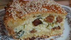 Φλαουνόπιτα – Χρυσές Συνταγές Cheese Pies, Greek Recipes, Banana Bread, Sandwiches, Muffin, Breakfast, Desserts, Cyprus, Food