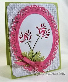 Wild Blooms by kittie747 - Cards and Paper Crafts at Splitcoaststampers