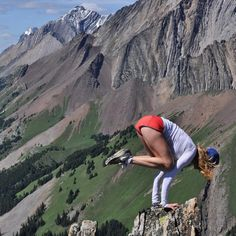 "Mountain Betches on Instagram: ""Namaste on top"""