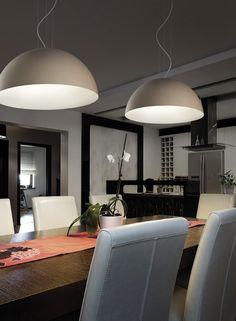 Braga DUNE Ø 40cm LED Pendelleuchte 2100/S40C. Light DecorationsInterior  Design ...