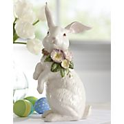 Seasonal Accents and Holiday Decorations from Montgomery Ward®- Tulip Bunny Figurine Happy Easter, Easter Bunny, Easter Table, Easter Decor, Easter Ideas, Easter Parade, Bunny Art, Rabbit Art, Vintage Easter