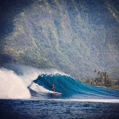 Laird - Tahiti - photo by Ben Thouard Photography