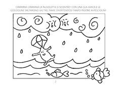 La maestra Linda: Le avventure di Gocciolina Snoopy, Education, Fictional Characters, Blog, Water, Winter Time, Weather, Environment, Spring