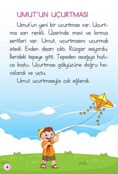 1. Sınıf Konu Anlatım HİKAYELER (OKUMA DİZİSİ) Learn Turkish, Reading Passages, Montessori, Education, Learning, Books, Reading, Libros, Studying