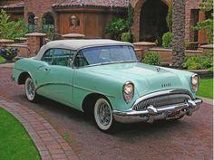 1954 Buick Skylark.