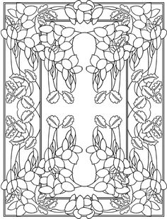 Welcome to Dover Publications Creative Haven Art Nouveau Nature Designs Coloring Book Art, Coloring Pages For Kids, Doodle Coloring, Creative Haven Coloring Books, Project Abstract, Art Nouveau Pattern, Canvas Art Quotes, Art Therapy Projects, Pop Art Wallpaper