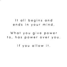 """Dr. Amanda D.C. on Instagram: """"No stinking thinking! Energy flows where intention goes #energy #intention #mind #mindbody #power #connection #daily #quotes #wordstoliveby…"""""""