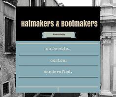 Hatmakers & Bootmakers