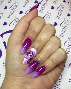 Kolorowe paznokcie w kolorach Bombastic Violet Muffin z dodatkiem Sugar Effect i Paint Gel z Efektem Syrenki by Magdalena Talarczyk #indigonails #indigolicious #violetnails #amazingnails #colourfulnails #nailart #nailmail #nail #nail #nailporn #nailswag #nails4yummies #nails2inspire #nailstylist #nailstyling #nailmania #nailofinstagram #nailobsession #nailoftheday #nailobsessed #nailoftheweek #instanails #instafollowers #follow #snapchat #paznokciezelowe #paznokciehybrydowe by indigonails