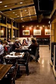 Clean And Modern Lines Starky S Downtown Bozeman Restaurant Restaurants Casual