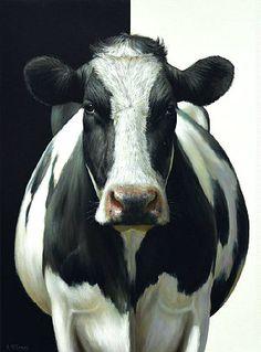 Sold | Aukje II, oil/canvas 32 x 24 inch (80 x 60 cm) © 2012 Klimas