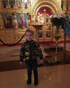 Сын  Сергея  Лазарева  Никита.