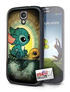 Disney Lilo & Stitch Turtle Single Case for Samsung Galaxy S4