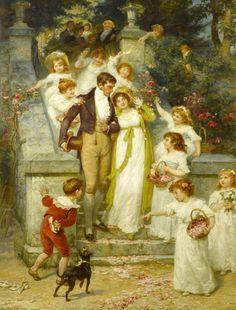 Frederick Morgan (British, 1856-1927)