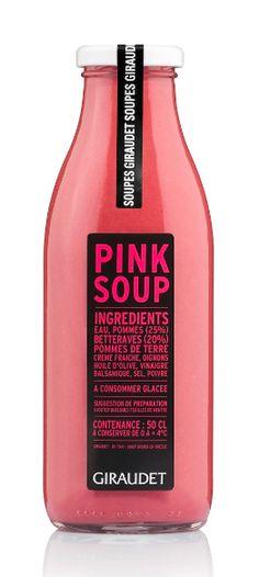 Giraudet Pink Soup #packaging