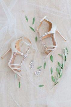 Scarpe da sposa con tacco a spillo
