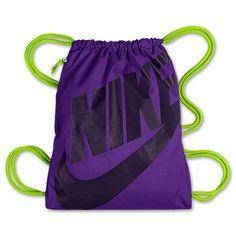 Nike Heritage Gymsack Lightweight Bag