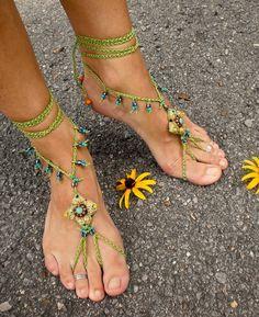 feet jewelry!