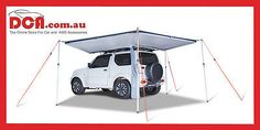 Rhino-Rack Foxwing Eco Awning 31117 for sale online Recreational Vehicles, Outdoor Gear, Gears, Jeep, Best Deals, Outdoor Products, Ebay, Gear Train, Camper