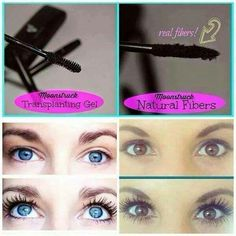 Watch as your lashes transform into something you have only dreamed of! The 3D Fiber Lashes are water resistant but easily wash off with warm water and facial cleanser at the end of the day.  Try it! It will quickly become your favorite makeup must-have! https://www.youniqueproducts.com/KrystalZiler/business