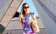 Style Statement : LOOK DO DIA: LAVENDER