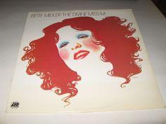 Bette Midler - The Divine Miss M, mint