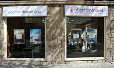 Spanish+pro-choice+campaigners+set+up+fake+Abortion+Travel+agency