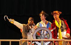 San Antonio's professional children's theatre, Magik Children's Theatre, is the place where books come to life on stage.