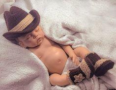 Cowboy hat newborn photo prop cowboy baby photo #accessories @EtsyMktgTool #newbornphotoprop #babyphotooutfit #photooutfitbaby Cowboy Baby Photos, Baby Cowboy Boots, New Baby Photos, Baby Pictures, Cowboy Hats, Newborn Photo Outfits, Newborn Photo Props, Newborn Photos, Infant Photos