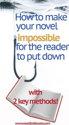 How to write so that the reader wont be able to put down your book. Writer. Author. Critique circle.