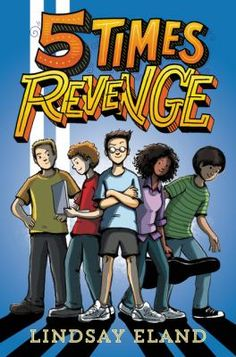 Cover image for Five Times Revenge