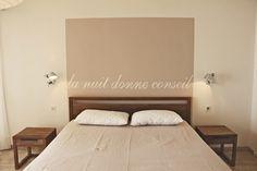 Bedroom in Cannes Penthouse www.nomadearchitettura.com