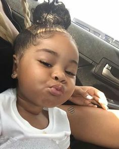 Find images and videos about cute, baby and kids on We Heart It - the app to get lost in what you love. Cute Mixed Babies, Cute Black Babies, Beautiful Black Babies, Cute Little Baby, Pretty Baby, Cute Baby Girl, Beautiful Children, Little Babies, Cute Babies