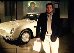 Props from 007 movie