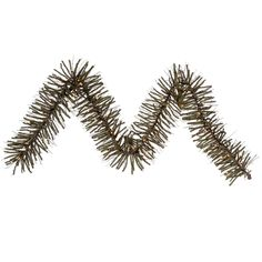"9' x 10"" Pre-Lit Vienna Twig Artificial Christmas Garland - Clear Lights"