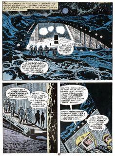 2001: A Space Odyssey (Jack Kirby)