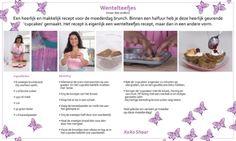 Franse wentelteefjes recept op www.shaar.nl