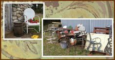 Deer Creek Junk - Architectural Furniture & Salvage Art