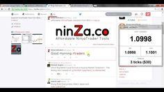 NinjaTrader: Active Market Monitor by ninZa.co (Update: 15 Jul 2014)