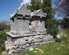 Old tomb, Turkey
